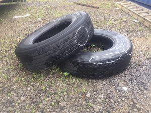 Truck Tire repair
