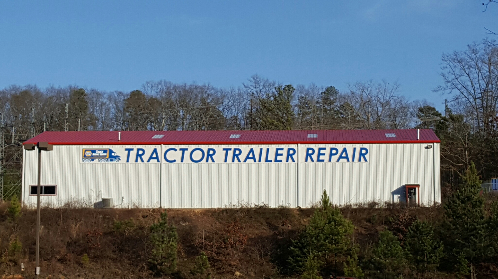 Tractor Trailer Repair Company
